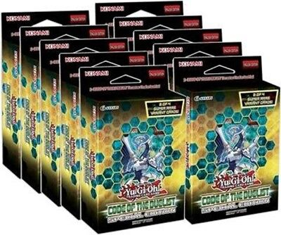Code of the Duelist Special Edition 10-Pack Display Box (Pre Order Sep 21)