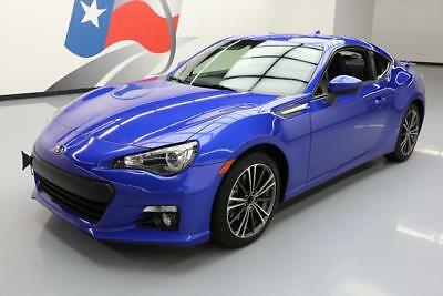 2016 Subaru BRZ  2016 SUBARU BRZ LIMITED AUTO HTD SEATS REAR CAM 14K MI #603017 Texas Direct Auto