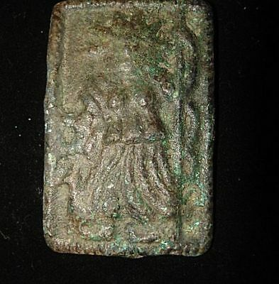 "ROMAN Bronze GOD OF THE SUN  SOL   ""200AD""  Artifact archaeology    VERY NICE"