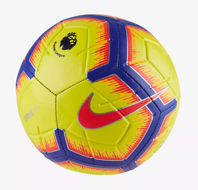 GENUINE NIKE STRIKE PREMIER LEAGUE FOOTBALL SOCCER Ball Size5 Official Top Match