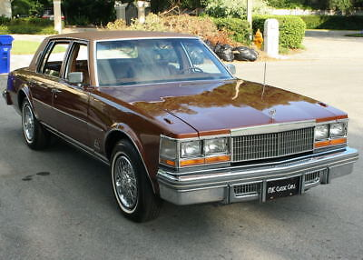 1978 Cadillac Seville AS NEW ORIGINAL - 47K MILES AS NEW FIRST GEN SURVIVOR - 1978 Cadillac Seville - 47K MI