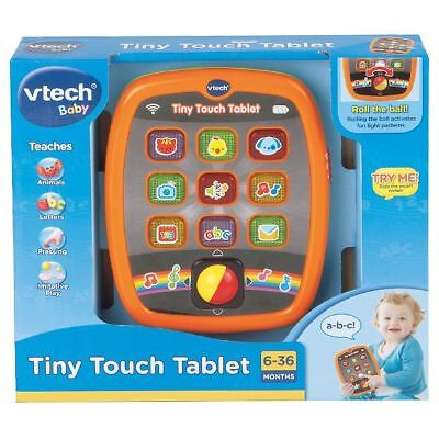 NEW Vtech Baby Tiny Touch Tablet