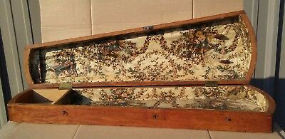 W.E. Hill & Sons Violin Case Antique Made in England