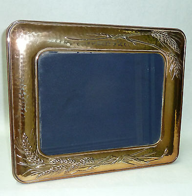 Vintage Massive Solid Silver Photo Frame (Excellent Condition)