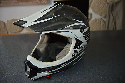 casque bmx dh enduro first racing taille s 55/56