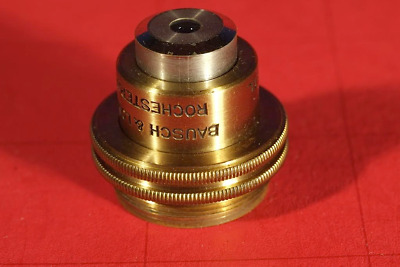 Bausch and Lomb 5.5mm Metallurgical Microscope Objective