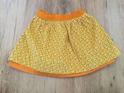 Girls 'Little Bird' Skirt By Jools Oliver Age 2-3 Years, Immaculate Condition