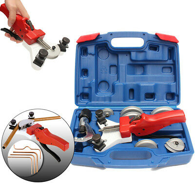 11pcs Multi Copper Pipe Bender Tube bending Tool Kit with Tube Cutter WK-666