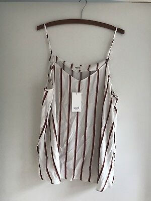 Seed Women's Summer Top Size 14 New With Tags