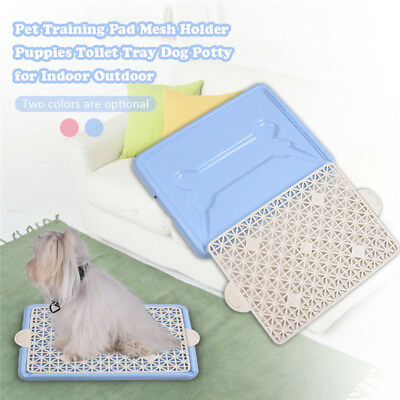 Pets Indoor Potty Toilet Practical Pee Training Pad Puppy Dog Tray Urinary Mats