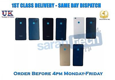 Huawei Honor 8 Lite Glass Rear Housing Battery Door Cover Panel Case Adhesive