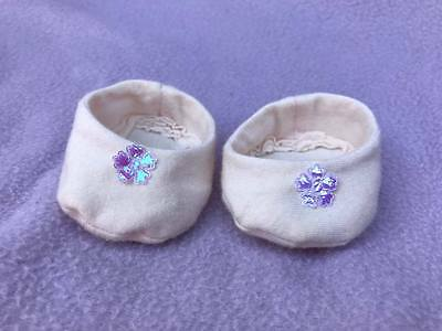 My Child doll booties socks shoes hand made