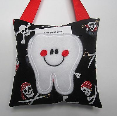 Tooth Fairy Pillow Pirates