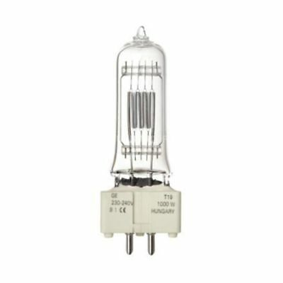 GE Lighting GE Lighting - T/19 FWR 1000W 230-240V GX 9,5 Halogen Lamp