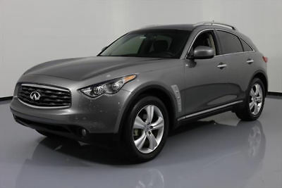 2011 Infiniti FX Base Sport Utility 4-Door 2011 INFINITI FX35 DELUXE TOURING SUNROOF NAV 20'S 21K #110541 Texas Direct Auto