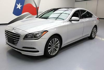 2015 Hyundai Genesis  2015 HYUNDAI GENESIS 3.8 SIGNATURE TECH SUNROOF NAV 11K #051005 Texas Direct