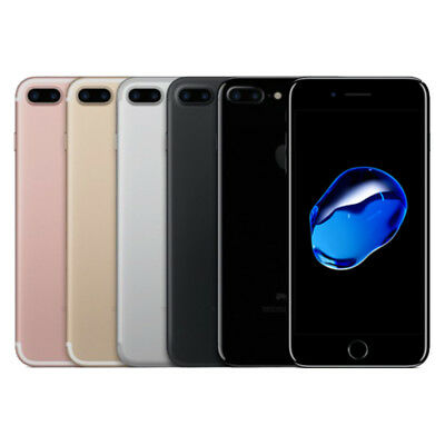 Apple iPhone 7 Plus 32/128/256GB GSM+CDMA Unlocked AT&T Verizon T-Mobile