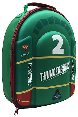Thunderbirds 2 Lunch Bag with padded 3D front!