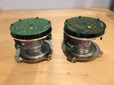 Okuma Absolute Encoder Abs-Fb-D2048 Osp - 2 Pcs