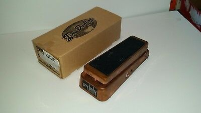 Dunlop Cry Baby limited edition Copper Wah Guitar Effect Pedal