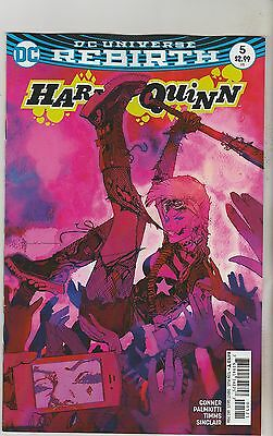 Dc Comics Harley Quinn #5 December 2016 Rebirth Variant 1St Print Nm