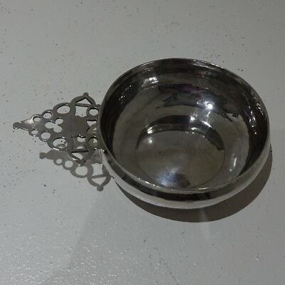 17th Century Antique Silver William & Mary Bleeding Bowl London 1692 maker JS (S