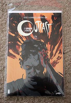 Outcast Issue 1 - Darkness Surrounds Him (Comic)