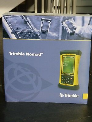 Trimble Nomad 900B HandHeld, IP68, MIL-STD-810F, Bluetooth, *Neuwertig*