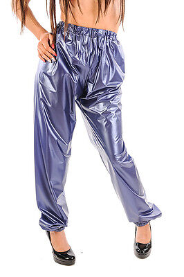 Plastic overtrousers Wear with your plastic pants