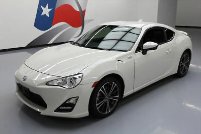 2016 Scion FR-S Base Coupe 2-Door 2016 SCION FR-S 6-SPEED REAR CAM ALLOYS SPOILER 36K MI #702623 Texas Direct Auto