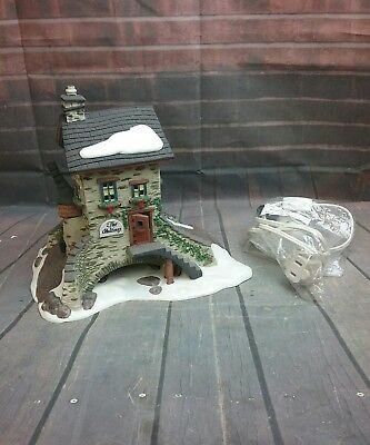 """DEPARTMENT 56 DICKENS VILLAGE SERIES """"THE MALTINGS"""". Heritage Collection #58335"""