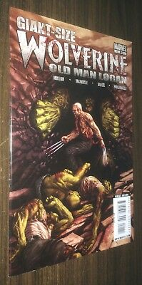 GIANT SIZE WOLVERINE -- Old Man Logan #1 -- NM- Or Better