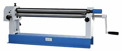 """Erie Tools® 24"""" Sheet Metal Slip Roll For Cylinders Reverse Curves, Radius Bends"""