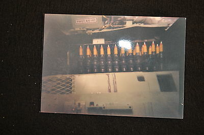EARLY OPERATION IRAQI FREEDOM 1st ARMORED DIVISION PHOTO - BRADLEY 25MM AMMO