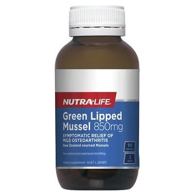 Nutra Life Green Lipped Mussel 90c