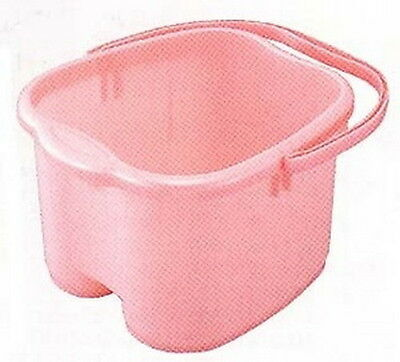 Set of 2 JapaneseFoot Detox Massage Spa Bucket, Pink S-1828x2