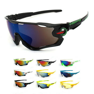 UV 400 Cycling Sunglasses Outdoor Sports Mountain Bike Bicycle Glasses ....