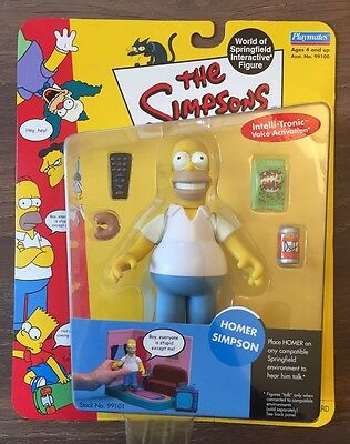 The Simpsons - World Of Springfield - Homer Simpson New