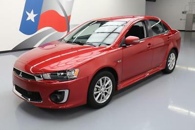 2016 Mitsubishi Lancer  2016 MITSUBISHI LANCER ES CVT CRUISE CTRL ALLOYS 34K MI #004801 Texas Direct
