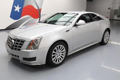 2014 Cadillac CTS Base Coupe 2-Door 2014 CADILLAC CTS 3.6 COUPE BLUETOOTH PARK ASSIST 36K #135101 Texas Direct Auto