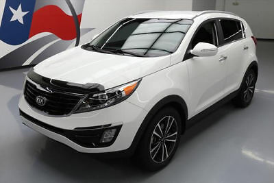 2015 Kia Sportage SX Sport Utility 4-Door 2015 KIA SPORTAGE SX HEATED SEATS NAV REARVIEW CAM 29K #794195 Texas Direct Auto