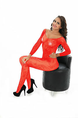 Fantasia sexy lingerie bodystocking pantyhose Wrap stockings maid costume red