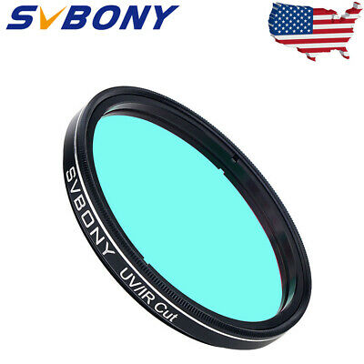 """2"""" UV/IR CUT Block Infra-Red Filter for DSLR/CCD Camera Telescope Filters US New"""
