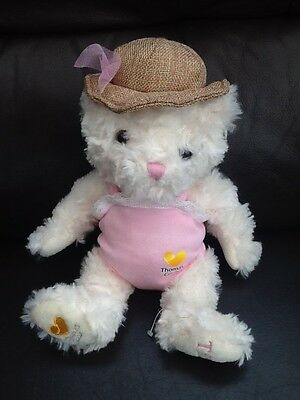 Thomas Cook Airlines Tilly Bear In Swimsuit & Hat