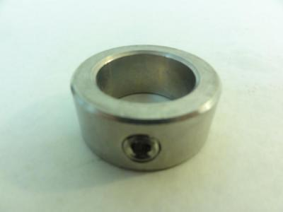 """169247 Old-Stock, Climax Metal Products C100S Locking Collar, SS, 1"""" ID"""
