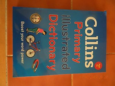 Collins Primary Dictionaries - Collins Primary Illustrated Dictionary