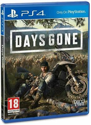 Days Gone Ps4 Videogioco Standard Edition Sony Play Station 4 Italiano Nuovo