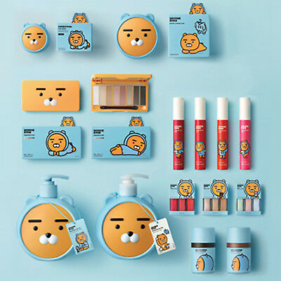 THE FACE SHOP Hoodie Ryan Collaboration (Makeup & Skin Care) Kakao Friends