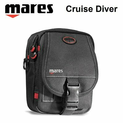Mares Cruise Diver Bag 415590 Scuba Diving Gear Bags - AU