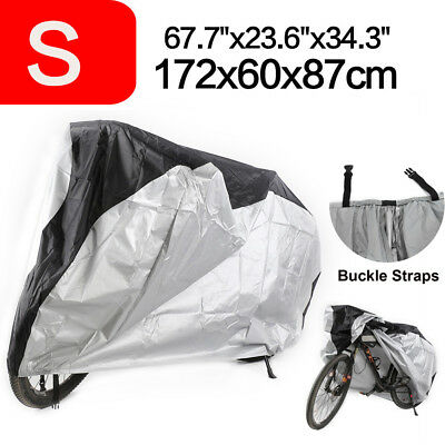 S Waterproof Bicycle Mountain MTB Bike Cover Outdoor Rain Dust Protector Anti-UV